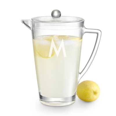 Acrylic Pitcher with Lid