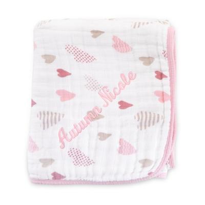 aden + anais Heartbreaker Classic Dream Blanket