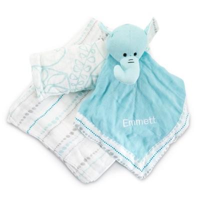 aden + anais Azure Bamboo Lullaby Gift Set