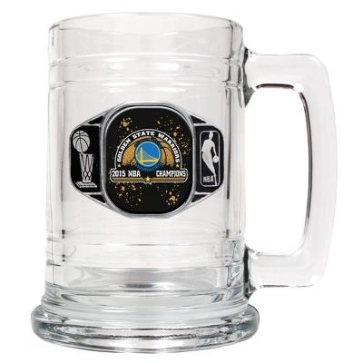 2015 NBA Championship Beer Mug