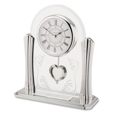 Personalized Clocks for Wedding Gifts