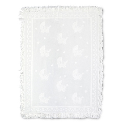 Baby Carriage Blanket