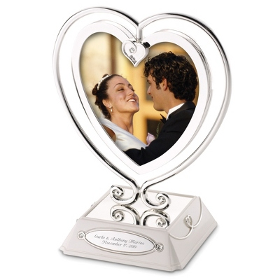 Everlasting Love Dangle Frame - Wedding Frames & Albums