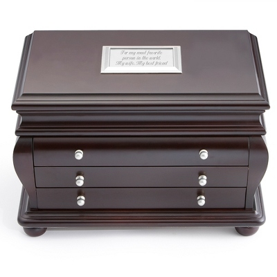 Personalized Engraved Wooden Boxes