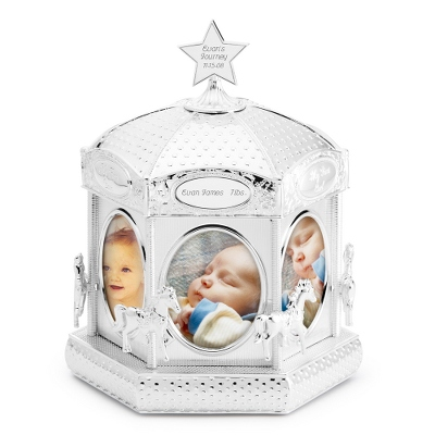 Baby's First Carousel - Frames & Albums