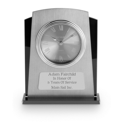 Awards Engraved Clocks