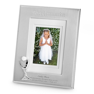 First Communion Frame - Religious Children's Gifts