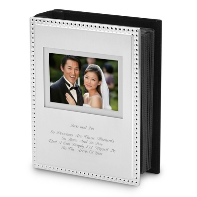 Beaded 4x6 Album - Top Bridesmaid Gifts