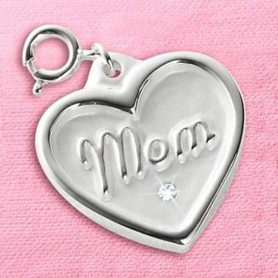 Wax Seal Mom Charm - UPC 825008179905