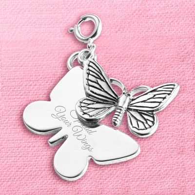 Butterfly Charm - Charm Story Charms