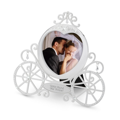Carriage Picture Frame