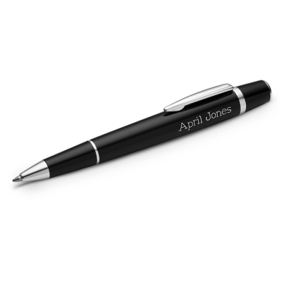 Waterford Arista Executive Black and Silver Pen - $54.99