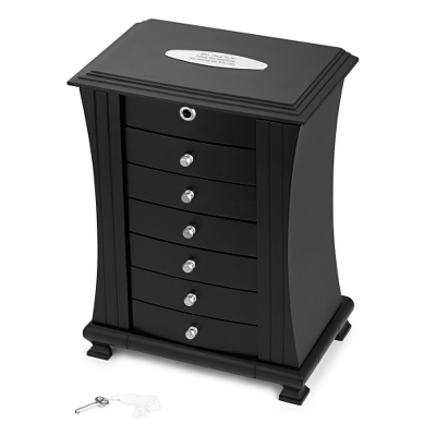 Wood Jewelry Chest - 3 products