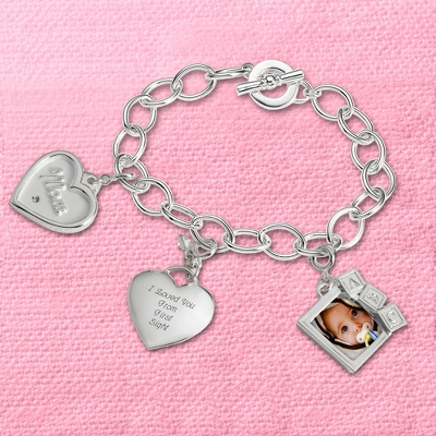 First Birthday Charms