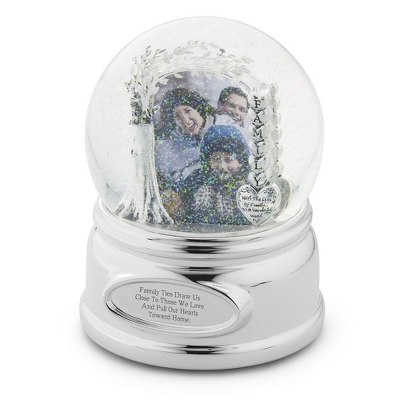 Heart Photo Snow Globe - 3 products