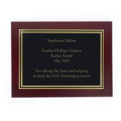 Plaque Business Gift