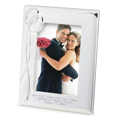 Double Ring Wedding Frame - 6 products