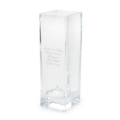 Tall Glass Vase - Top 10 Wedding Gifts