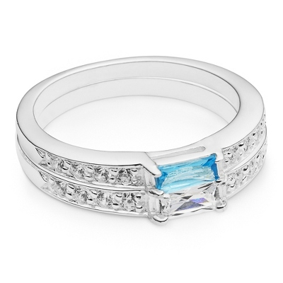 Sterling Stack Rings - 3 products