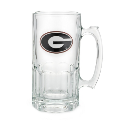 University of Georgia Moby Beer Mug