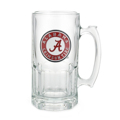 University of Alabama 34oz Beer Mug