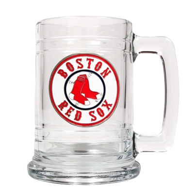 Boston Red Sox Beer Mug - Flasks & Beer Mugs
