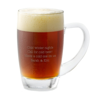 Classic Beer Mug - Flasks & Beer Mugs
