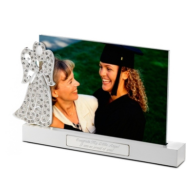 Angel Float Frame - Flower Girl