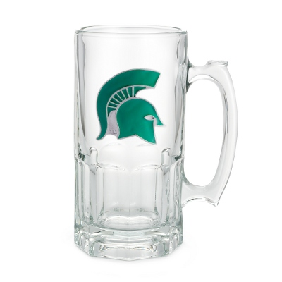 Michigan State University 34oz Moby Beer Mug