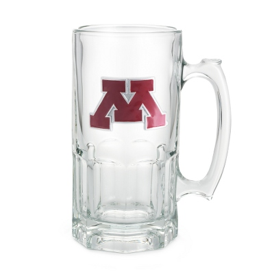University of Minnesota 34oz Moby Beer Mug - UPC 825009187589