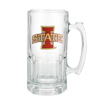 Iowa State University 34oz Moby Beer Mug
