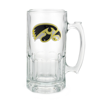 University of Iowa 34oz Moby Beer Mug