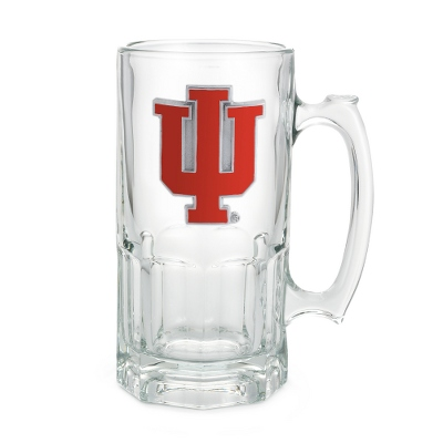 Indiana University 34oz Moby Beer Mug