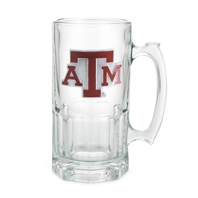 Texas A and M 34oz Moby Beer Mug