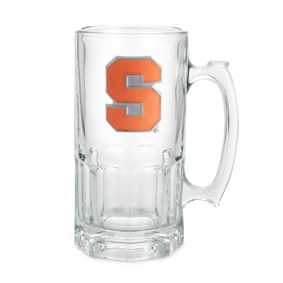 Syracuse University 34oz Moby Beer Mug - Flasks & Beer Mugs