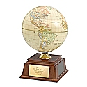 Personalized Globes at Things Remembered