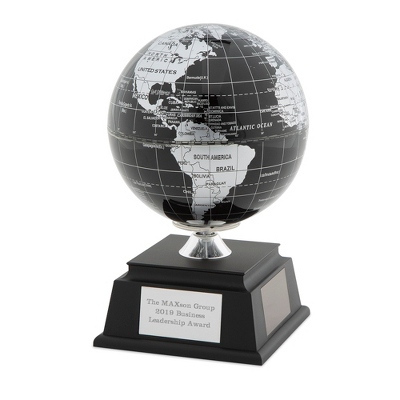 Black Solar Globe - Awards & Plaques