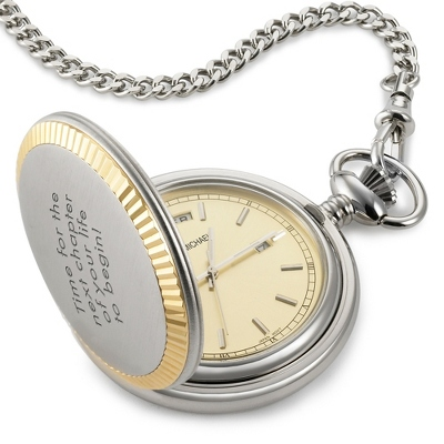 Silver Pocket Watch Gifts