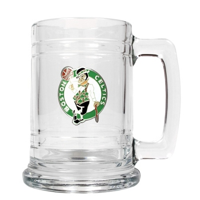Boston Celtics Beer Mug