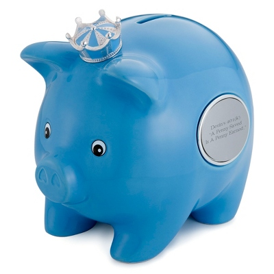 Personalized Piggy Banks for Baby Boys - 2 products