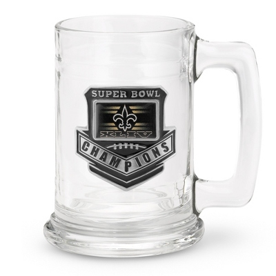 2010 Super Bowl XLIV Champs Mug