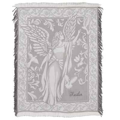 Angel of Grace Throw