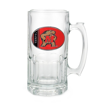 University of Maryland 34oz Moby Beer Mug - UPC 825008213845