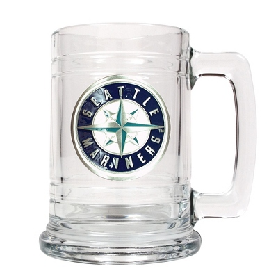 Seattle Mariners Beer Mug