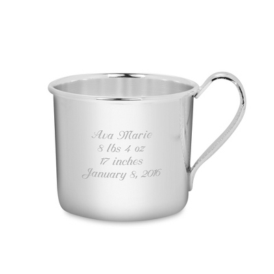 Engraved Silver Cups - 9 products