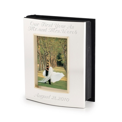 Silver Soho Mini Album - Clearance Items for your Home