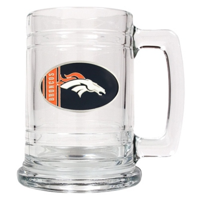 Denver Broncos Beer Mugs