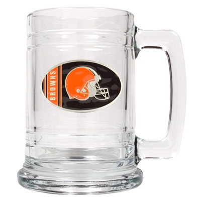 Cleveland Browns Beer Mug