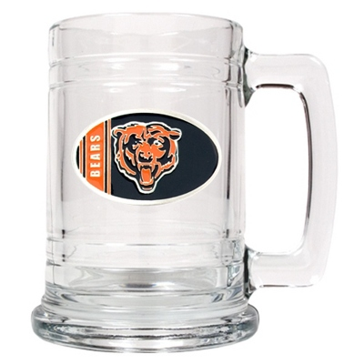 Chicago Bears Beer Mug - Flasks & Beer Mugs