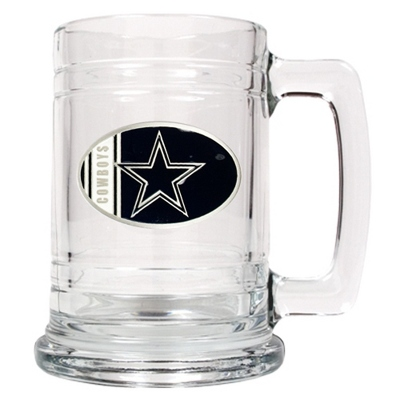 Dallas Cowboys Beer Mug - UPC 825008215702